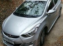 Hyundai Avante car for sale 2011 in Irbid city