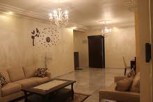 للايجار شقة فارغة سوبر ديلوكس في منطقة الكرسي 3 نوم مساحة 150 م² - ط شبه ارضي