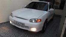 Automatic Hyundai Accent 1997