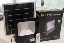كشافات بالطاقة الشمسية