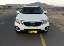 Gasoline Fuel/Power   Kia Sorento 2011