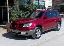 Used Mitsubishi Outlander 2003
