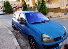 Renault Clio 2003 for sale in Amman