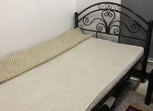 سرير المقاس  120عرض  > 190 طول >بالمرتبة
