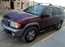 nissan pathfinder 2001 for slae