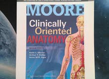 Clinically Oriented Anatomy 7th Edition للبيع