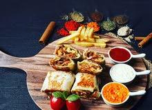 Shawarma ocak        معلم شاورما