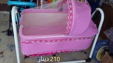 سرير بيبي هزاز .. بأسعار ممتازة.
