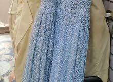 فستان سواريه يلبس ل75كيلو طول 160بحالته جديد