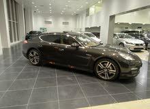 Porsche Panamera 4S 2010 (Grey)