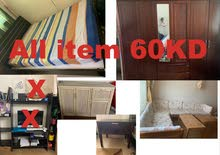 want to sell household furnitures