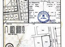 أرض كورنر للبيع مدينة العامرات مربع 12 المرحلة الاولى