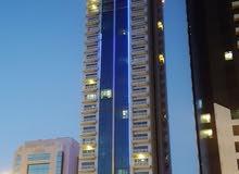 شقق للايجار في برج SBH