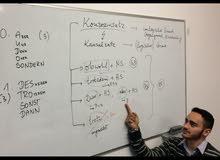 مدرس لغه المانيه German teacher