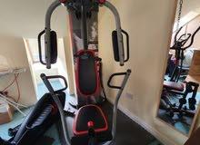 5500 weider gym machine