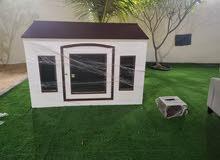 بيت كلب للبيع جديد .dog house for sale