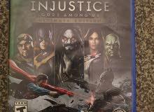 لعبه Injustice