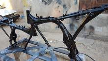 مطلوب شاصي دراجة ايراني اوراق او مو اوراق