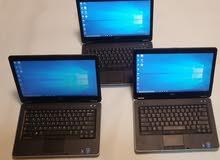 بحالة الوكالة Dell i7 مع كرتين شاشة !