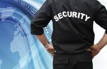 مطلوب أفراد أمن لشركة أمن كبري