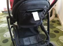 Graco stroller and car seat عرباية وكرسي سيارة جرايكو