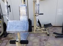 iron body 3 station gym machine