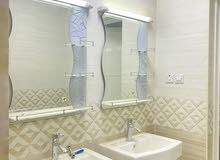 للايجار روف كامل خاص 4 غرف وصالة و 5 حمامات