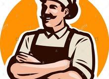 مطلوب مساعد شيف / طباخ للعمل في مطعم بالمدينة
