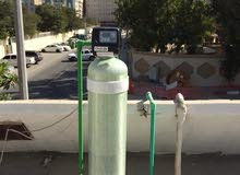 جهاز تنقية مياه الفيلا