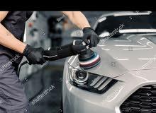 مطلوب عمال غسيل سيارات من دول اسيا فلبيني هندي مع ليسن  worker required.