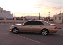 Available for sale! 10,000 - 19,999 km mileage Lexus LS 2001