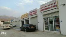 محلات للايجار 32م في محج