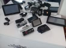 مجموعة كاميرات يركبوا في السياره