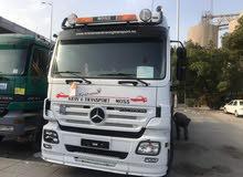 marcedes benz boom truck 2544