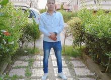 شاب مصرى يبحث عن عمل