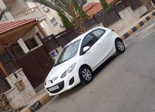 Mazda 2 car for sale 2013 in Amman city