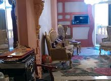 شقة بالبيطاش شارع صابرين نفسه,125 متر, عقار كامل المرافق