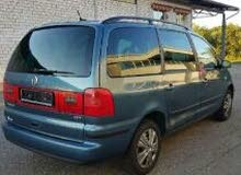 Volkswagen Sharan car is available for sale, the car is in Used condition