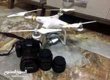 مصور ثابت ومتحرك وتصوير بالطائرة
