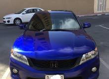 Honda Accord Coupe GCC 2013 (3.5L) 6V