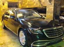 مرسيدس مايباخ S560 للإيجار بالسائق للشيوخ والأمراء Global تشرفنا خدمتكم بالقاهرة