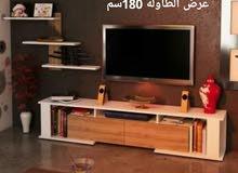 طاولات تلفزيوون وقهوة