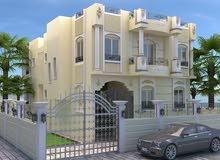 مهندسة معماريه اعمل في مجال التصميم الداخلي والخارجي وتقسيم الفلل والواجهات