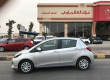 Automatic Silver Toyota 2015 for sale