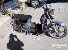 دراجه كهربائيه للبيع بحاله جيده جدا جدا السعر 900