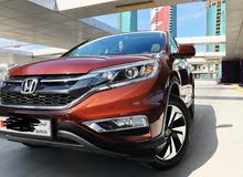 Honda CR-V (21000 KM) Excellent condition Zero Accident - Single user