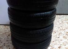 تخم تايرات سايبا نضاف وسعر مناسب 35 الف بيهن مجال مكفولات من الخلع