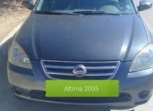 Used condition Nissan Altima 2005 with 140,000 - 149,999 km mileage