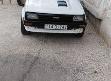 Toyota Starlet made in 1988 for sale