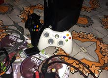 Used Xbox 360 video game console for sale